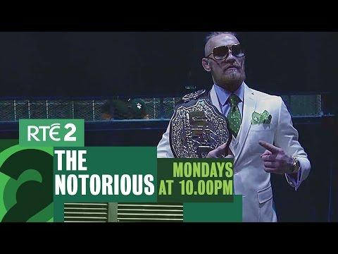 Conor McGregor promo video