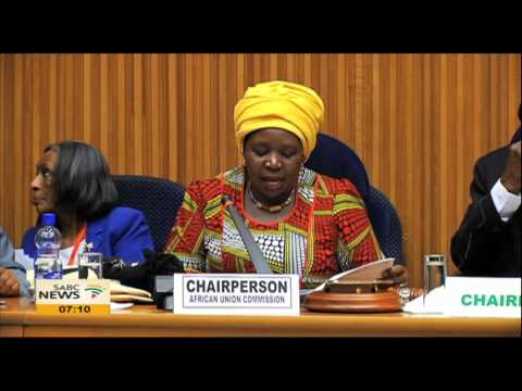 African Leaders meet at the AU Summit