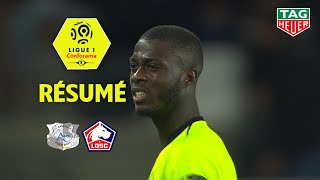 Amiens SC - LOSC ( 2-3 ) - Résumé - (ASC - LOSC) / 2018-19
