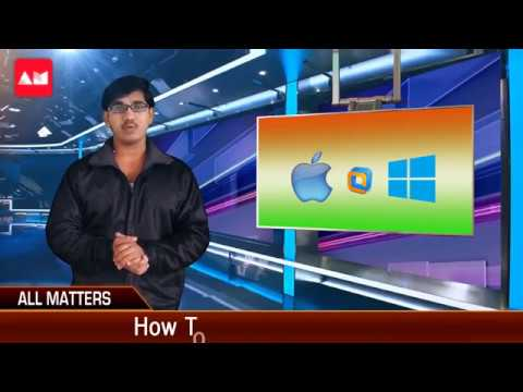 How To Install Mac OS X in Windows PC