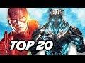 The Flash  Comic Con  2017 Trailer  The Cw