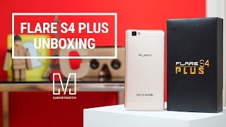 Cherry Mobile Flare S4 Plus Unboxing