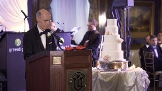 The Most Amazing Father of the Bride Speech EVER!