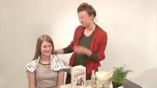 Ruth Goodman's Victorian Hairstyling 101