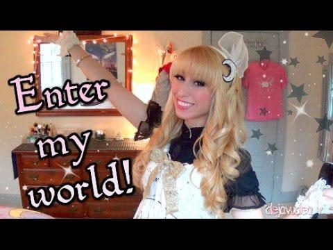 Room Tour & Lolita Coord Show Case! [ap Cosmic Series]  ★ video