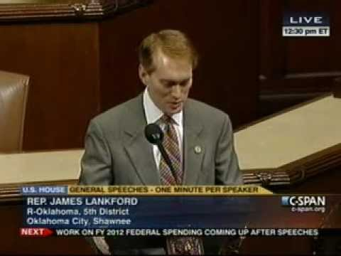 Rep. James Lankford Praises the Strong Economy in Oklahoma City