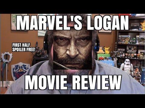 LOGAN MOVIE REVIEW - SPOILER FREE FIRST HALF!