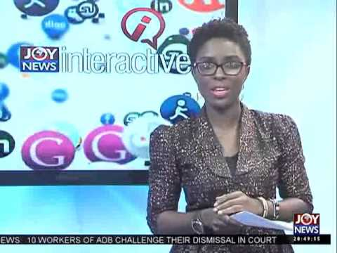 Power Barge Arrival - Joy News Interactive (30-11-15)
