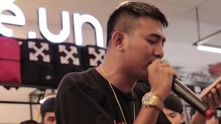 Underground Talk - Số đặc biệt - Buổi livestream giao lưu cùng Blackbi tại YaMe shop