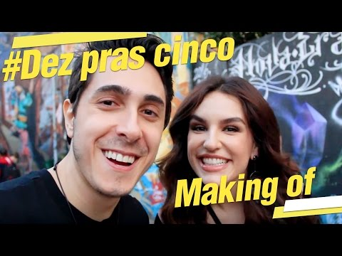 5inco Minutos - MAKING OF