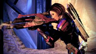 Mass Effect1&2- Tribute to FemShep - No fear