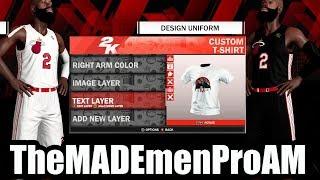 We Elite | We Need T-Shirt Votes | NBA 2K18 Pro AM