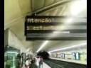 Metro Lisboa - Atenção! Carteiristas nesta estação