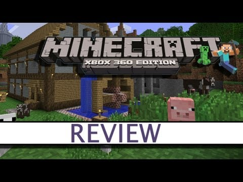 Minecraft: XBOX 360 Edition - Review - Platform32