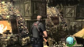 Resident Evil 4 - PS2 - Serra Elétrica - #3