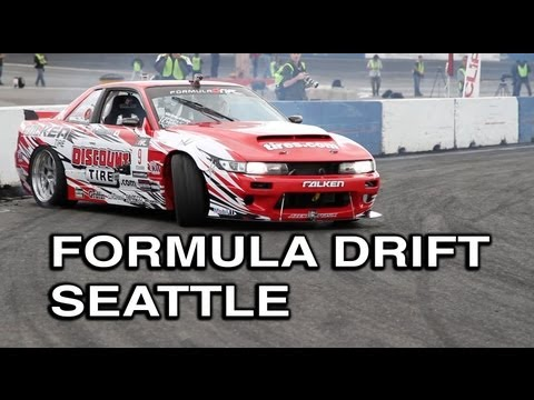 Behind the Smoke 2 - Ep 16 Formula D Seattle - Dai Yoshihara 2012