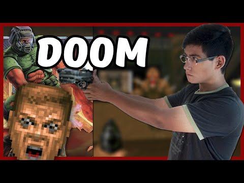 A História de Doom - Especial com Geeh Zilli