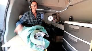 TOUR: Super Cheap and Easy Van Build