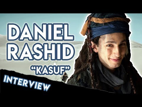 """Desert Son"" – Daniel Rashid Interview (STARGATE ORIGINS)"