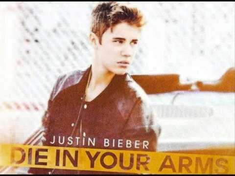 Justin Bieber Die In Your Arms (Official New Song  with Lyrics 2012)