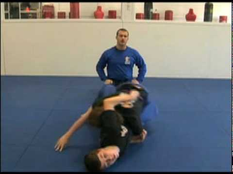 Guard Sweep Jerry Jones MMA submission Catch Wrestling Ultimate Mixed MartialArts Nutley NJ Image 1