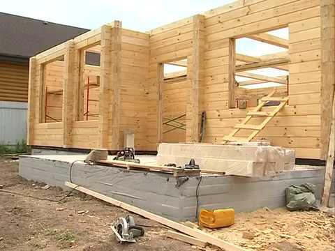 Строительство домов из бруса дешево. Экономь, но в меру. Могута деревянные дома под ключ.