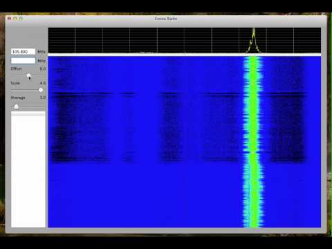 Cocoa Radio GUI