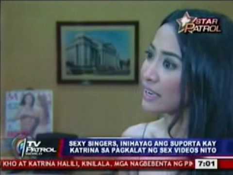 Mocha Uson supports Katrina Halili