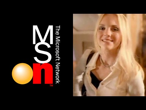 MSN Preview from 1996 (with Anna Faris, among others)