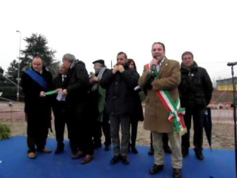 Conclusi i lavori della Variantina di San Vito di Legnago 03.15.2010 SINDACO RETTONDINI 231.avi