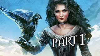 The Witcher 3 Wild Hunt Walkthrough Gameplay Part 1 - Yennefer (PS4 Xbox One)