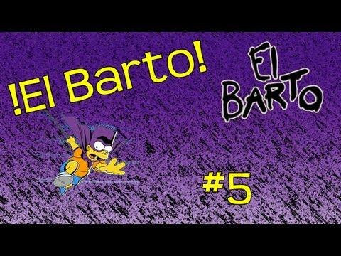 Simpsons Hit and Run #5 - El Barto (Português)