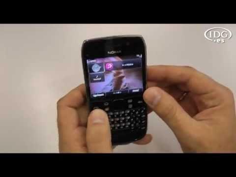 Primeros minutos con Nokia E6 (Symbian Anna)