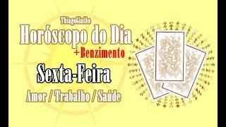 Horóscopo do Dia de Hoje 17/05/19 Sexta-Feira