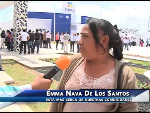Inauguran Moreno Valle y Mercedes Juan el Complejo Médico en Atlixco