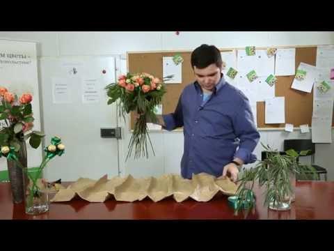 Мастер класс флориста букет с конфетами к 8 марта
