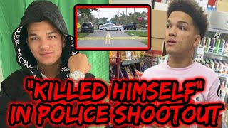 """Florida Rapper Money Mitch """"Killed Himself"""" In Police Shootout"""