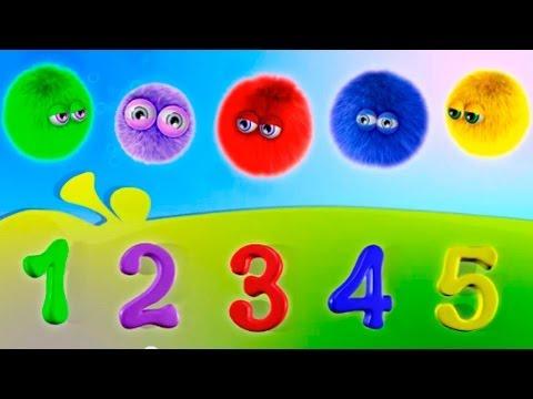 Zeemzoom – Çizgi Film – Sayıları öğreniyoruz