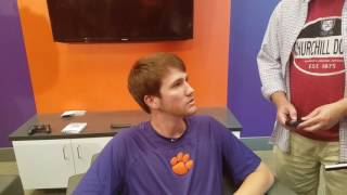TigerNet.com - Charlie Barnes on NCAA selection - 5.29.17