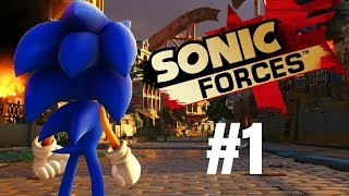 download lagu Sonic Forces Walkthrough Gameplay Part 1 –ps4  Full gratis