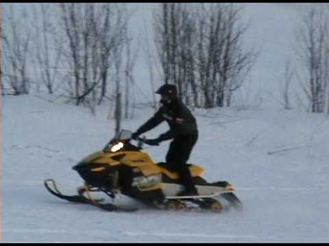 ski-doo 1200 turbo.
