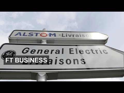 France takes fright over Alstom's future