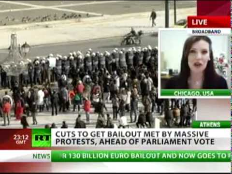 Margaret Bogenrief of ACM Partners discusses the Greek crisis on RTTV, Feb. 11, 2012