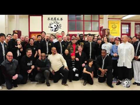 Eagle Claw Kung Fu 2014 Chinese New Year Demonstration