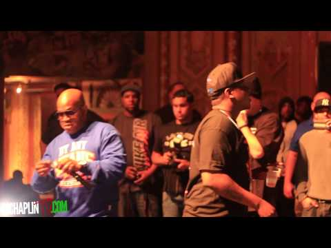 Jadakiss & StylesPLive At The Hippodrome Hybrid Music Festival