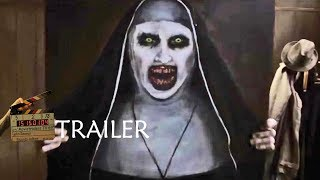 A Freira Trailer #2 (2018)| Demian Bichir, Taissa Farmiga, Jonas Bloquet / Horror Movie HD