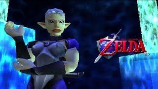 The Legend Of Zelda Ocarina Of Time 3D [P7] Its Spooky
