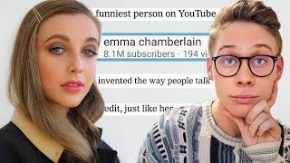 Is Emma Chamberlain Overrated? (the truth about her career)