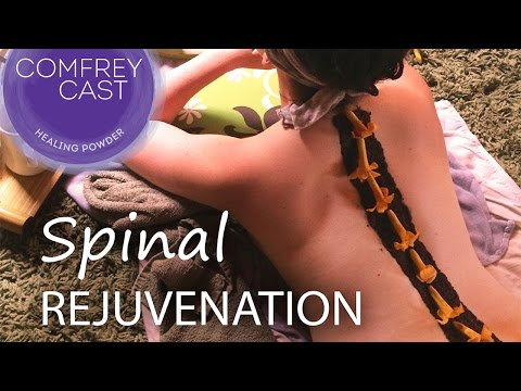 SPINAL REJUVENATION Kauai Farmacy Comfrey Cast