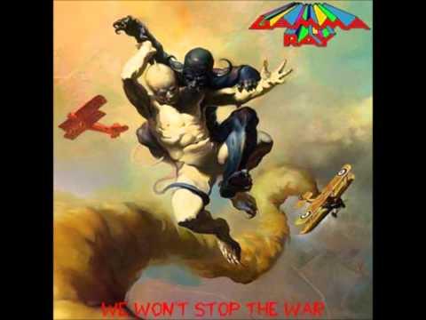 Gamma Ray - Stop The War